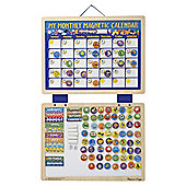 My Monthly Magnetic Calendar - Melissa & Doug