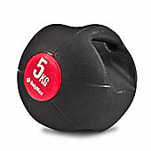 Bodymax Double Handle Medicine Ball - 5kg