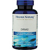 Higher Nature Drive 180 Veg Capsules