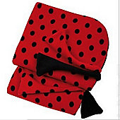 Clair de Lune Fun & Funky Pushchair Snugg (Ladybird)