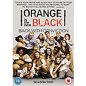 Orange is the new black - Season 2 DVD
