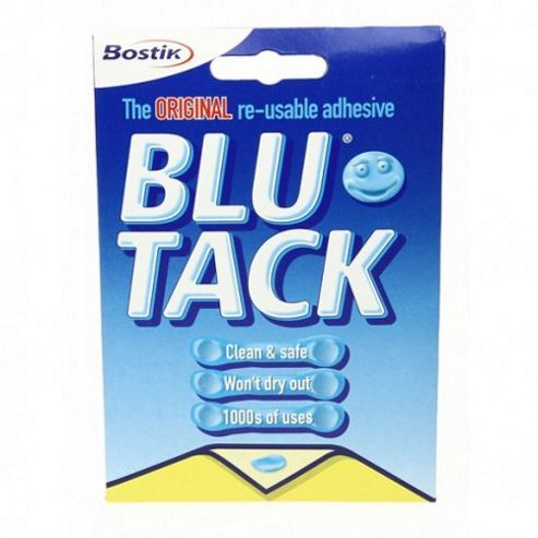 Bostik - Blu Tack Handy Blue