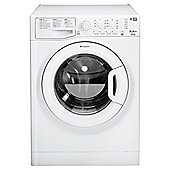 Hotpoint WMYL8352P Washing Machine, 8kg Wash Load, 1350 RPM Spin, A++ Energy Rating. White