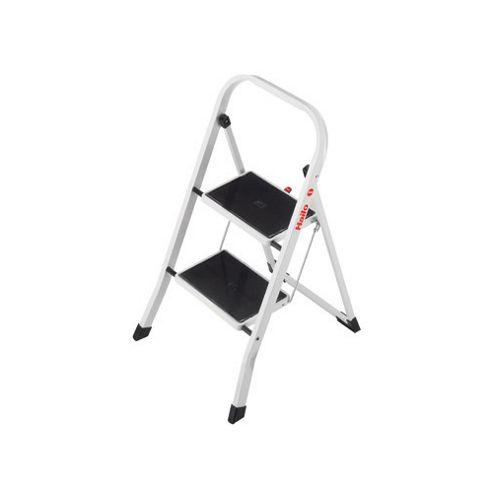 Hailo 223cm K20 Steel Folding Steps