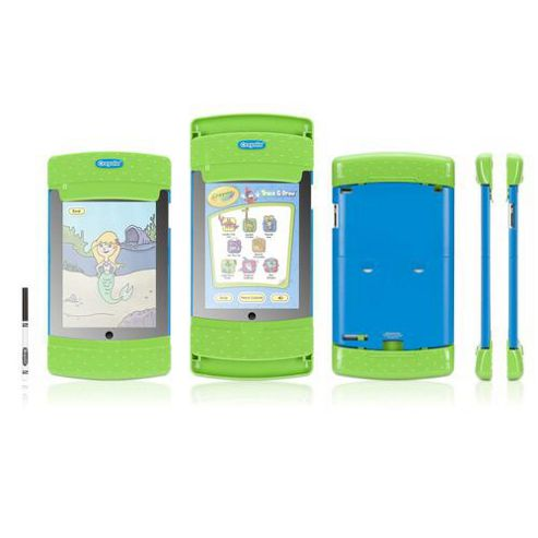 Griffin Technology Crayola's Trace and Draw Green/Blue