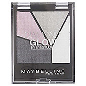 Maybelline Diamond Quad Glow Eyeshadow 04 Grey pink Drama