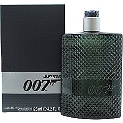 James Bond 007 Eau de Toilette (EDT) 125ml Spray For Men