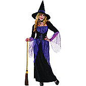 Pretty Potion Witch - Adult Costume Size: 10-12