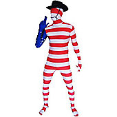 Morphsuit USA - Adult Costume Size: 42-44