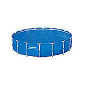 Solar Pool Cover For 18ft Round Metal Frame Pools