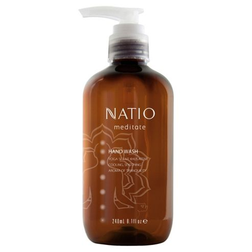 Natio Meditate Hand Wash Khus