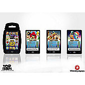 Top Trumps 30 Top Apps Cards