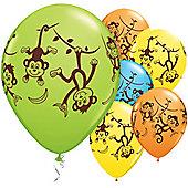 11' Mischievous Monkeys (25pk)