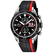 Lotus Marc Marquez Collection 2015 Mens Chronograph Date Tachymeter Stopwatch Watch L18103/3