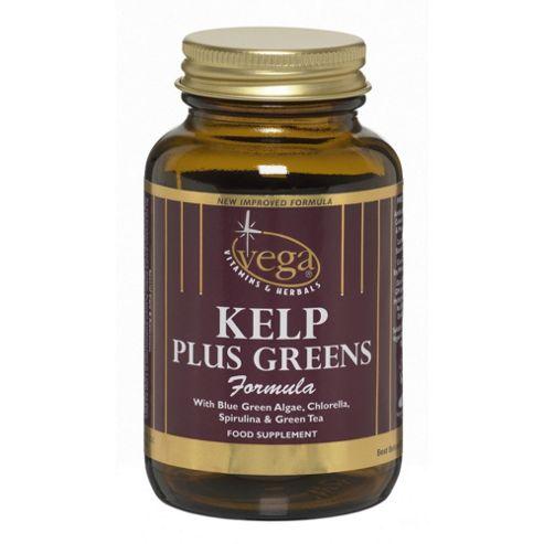 Kelp + Greens Formula