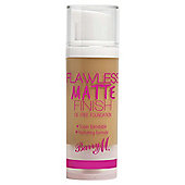 Barry M Flawless Matte Finish Oil Free Foundation 5 Tan 30G