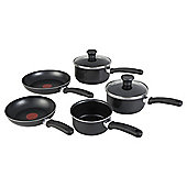 Tefal Delight 5 Piece Non-Stick Saucepan Set
