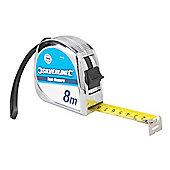Silverline Tape Measure 8m x 25mm