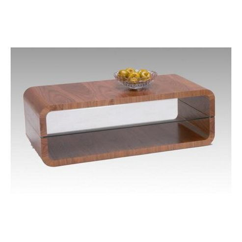 Solway Furniture Triton Coffee Table - Walnut