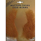 Ginger 'Mutton Chops' Sideburns