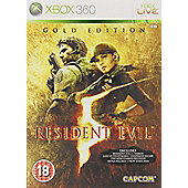 Resident Evil 5 Gold Classics (Xbox 360)