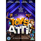 Toys in the Attic DVD