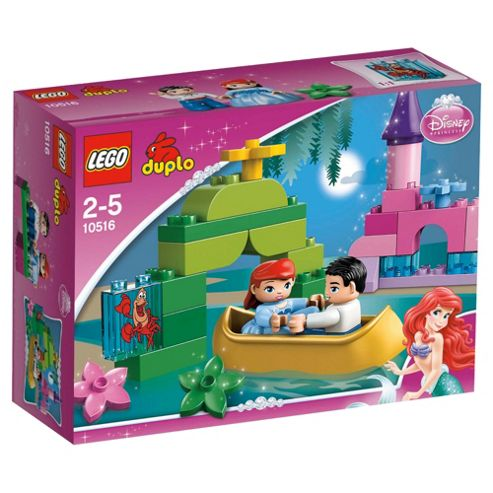 LEGO Duplo Princess Ariel's Magical Boat Ride 10516