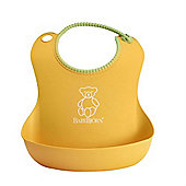 BabyBjorn Soft Bib (Sunflower)