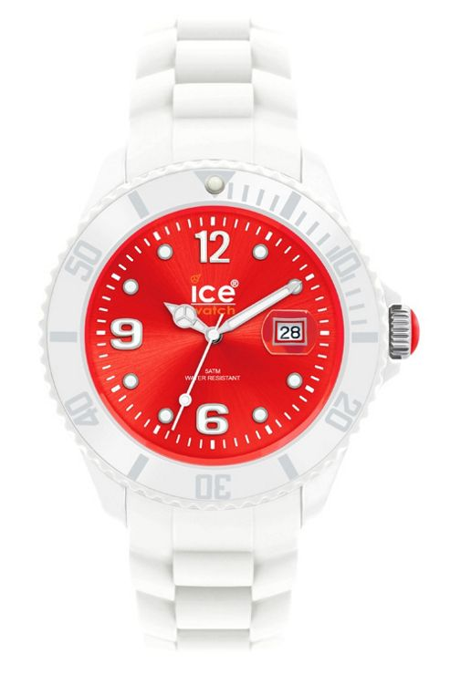Ice-Watch Unisex White Watch SI.WD.U.S