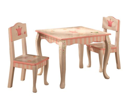 Teamson Princess and Frog Table