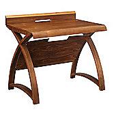 Jual PC603 Small Walnut Computer Desk