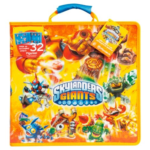 Skylanders Giants - Travel and Display Case