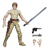 Star Wars The Black Series Luke Skywalker 3.75 inch Figure (No.21)