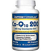 Jarrow Co Q10 200mg 60 Capsules