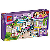 LEGO  Friends Heartlake News Van 41056