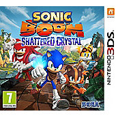 Sonic Boom: Shattered Crystal (3DS)