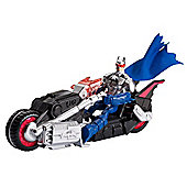 Batman 2-in-1 Transforming Chopper