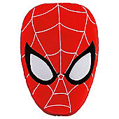 Spiderman Face Spider Cushion