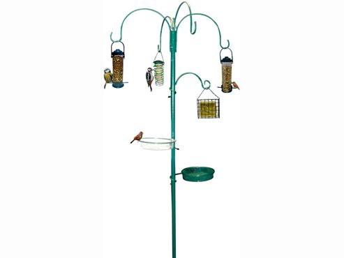 Greenjm Bfs2 Ultimate Wild Bird Feed Station