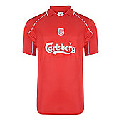 Liverpool 2000 Home Shirt - Red
