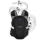 Bebemon X-Music Baby Carrier - Antracite Black