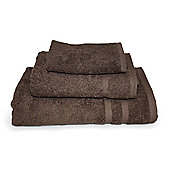 Chocolate 3 Piece 450gsm Turkish Towel Bale