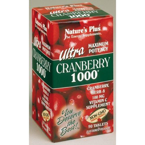 Cranberry Complex W/ Vitamin C & Herbs