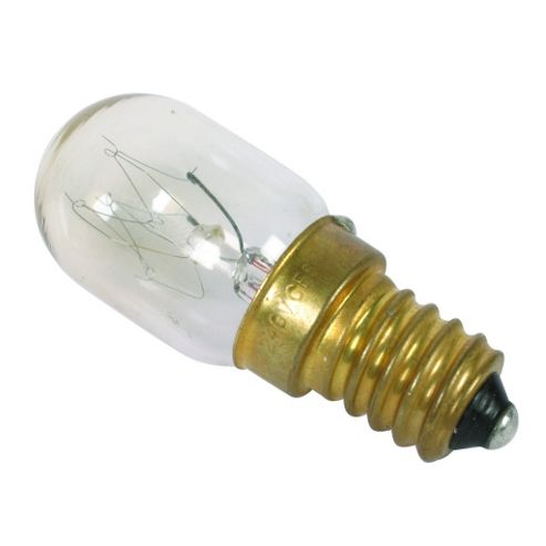 British Electrical Lamps Limited 15W Tubular Fridge Lamp