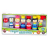 Fiesta Crafts Royal Wooden Skittles