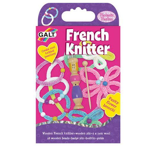Galt Activity Pack - French Knitter