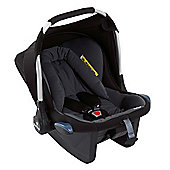 Tippitoes Junior Crew 0+ Car Seat (Black/Grey)