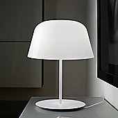 Leucos Ayers Table Lamp - Medium / Glossy White
