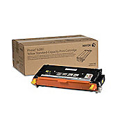 Xerox Standard Capacity Toner Cartridge For Phaser 6280 - Yellow