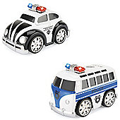 Toyrific Hot Pursuit Radio Controlled Toy Police Car